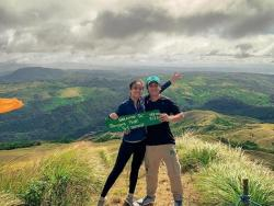 Khalil Ramos climbs Mt. Batolusong with his 'special someone' on his 23rd birthday