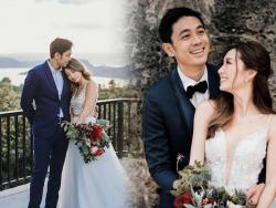 IN PHOTOS: Slater Young and Kryz Uy tie the knot in Cebu