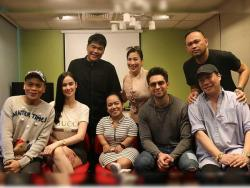 IN PHOTOS: At the story conference of Super Tekla's first movie