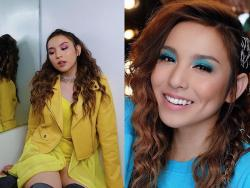 LOOK: Kyline Alcantara loves bold and unconventional makeup looks
