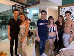 IN PHOTOS: Celebrities join Anthony Rosaldo in 'Larawan Mo' music video