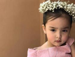 "READ: Dingdong Dantes on Zia being one of 'most beautiful children': ""Mabuti nagmana sa ina."""