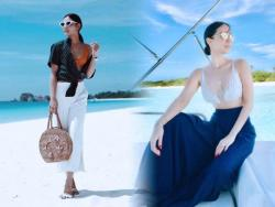 IN PHOTOS: Top 20 celebrity fashion moments in Amanpulo, Palawan