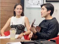 WATCH: Nadech Kugimiya and Urassayas Sperbund singing a duet