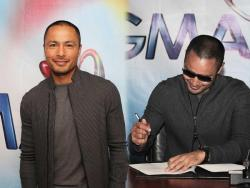 IN PHOTOS: Derek Ramsay is now a Kapuso!