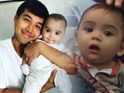 LOOK: Baby Angelo's cutest photos with the cast of 'My Special Tatay'