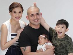 IN PHOTOS: The beautiful family of LJ Reyes and Paolo Contis