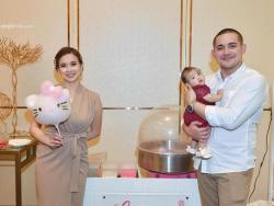 WATCH: Paolo Contis and LJ Reyes' Christening party for Baby Summer