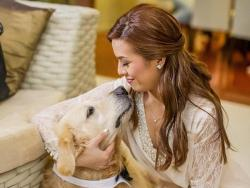 Nikki Gil mourns the death of her dog Charlie