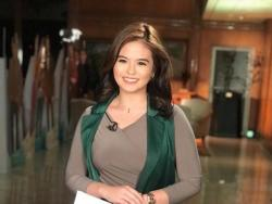 WATCH: Bea Binene shows footage of earthquake in Occidental Mindoro
