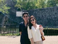 Dani Barretto defends Xavi Panlilio from accusations that he did not ask Kier Legaspi's permission to marry her