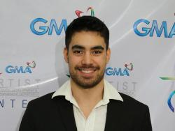 WATCH: Clint Bondad says working in GMA Network suits his personality