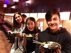 WATCH: Food tripping nina Barbie Forteza, Jak Roberto at Sanya Lopez sa Osaka, Japan!