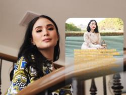 Heart Evangelista talks forgiveness and movie-like moments with exes in latest IG stories Q&A