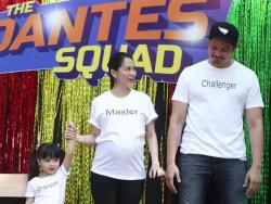 WATCH: Marian Rivera and Zia prank Dingdong Dantes in latest Dantes Squad vlog