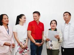 Heart Evangelista commends husband Chiz Escudero after proclamation as governor of Sorsogon