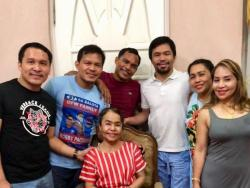 Pacquiao clan celebrates Mommy D's 70th birthday; family members' victory in the 2019 elections
