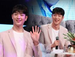 IN PHOTOS: Seo Kang Joon visits GMA Network for 'Are You Human?'