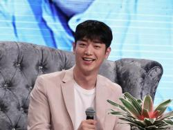 Seo Kang Joon has a message for his Kapuso fans