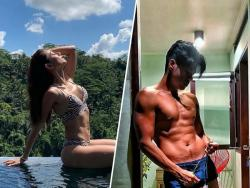 IN PHOTOS: Celebrities heat up the summer in Bali, Indonesia
