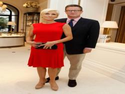 Joe Scarborough and Mika Brzezinski are engaged