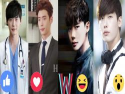 你喜歡哪個李鐘碩(Lee Jong Suk)? Which one do you like ?