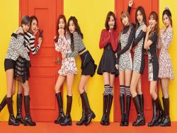 TWICE Dominates Japanese Charts Even Before Their Official Debut
