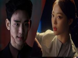 "Sulli's Censored Comment About Kiss Scene With Kim Soo Hyun In ""Real"" Revealed"