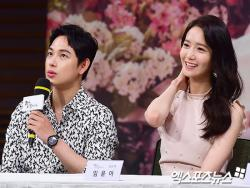 """The King Loves"" Stars YoonA And Im Siwan Discuss Their Acting Careers And Working Together"