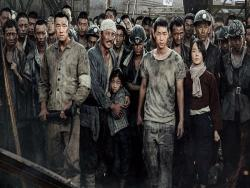 "Film ""The Battleship Island"" Reveals Character Posters Of Song Joong Ki, So Ji Sub, And More"