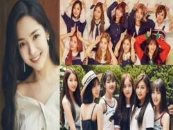 Park Min Young Comments On Her Love For TWICE And GFRIEND